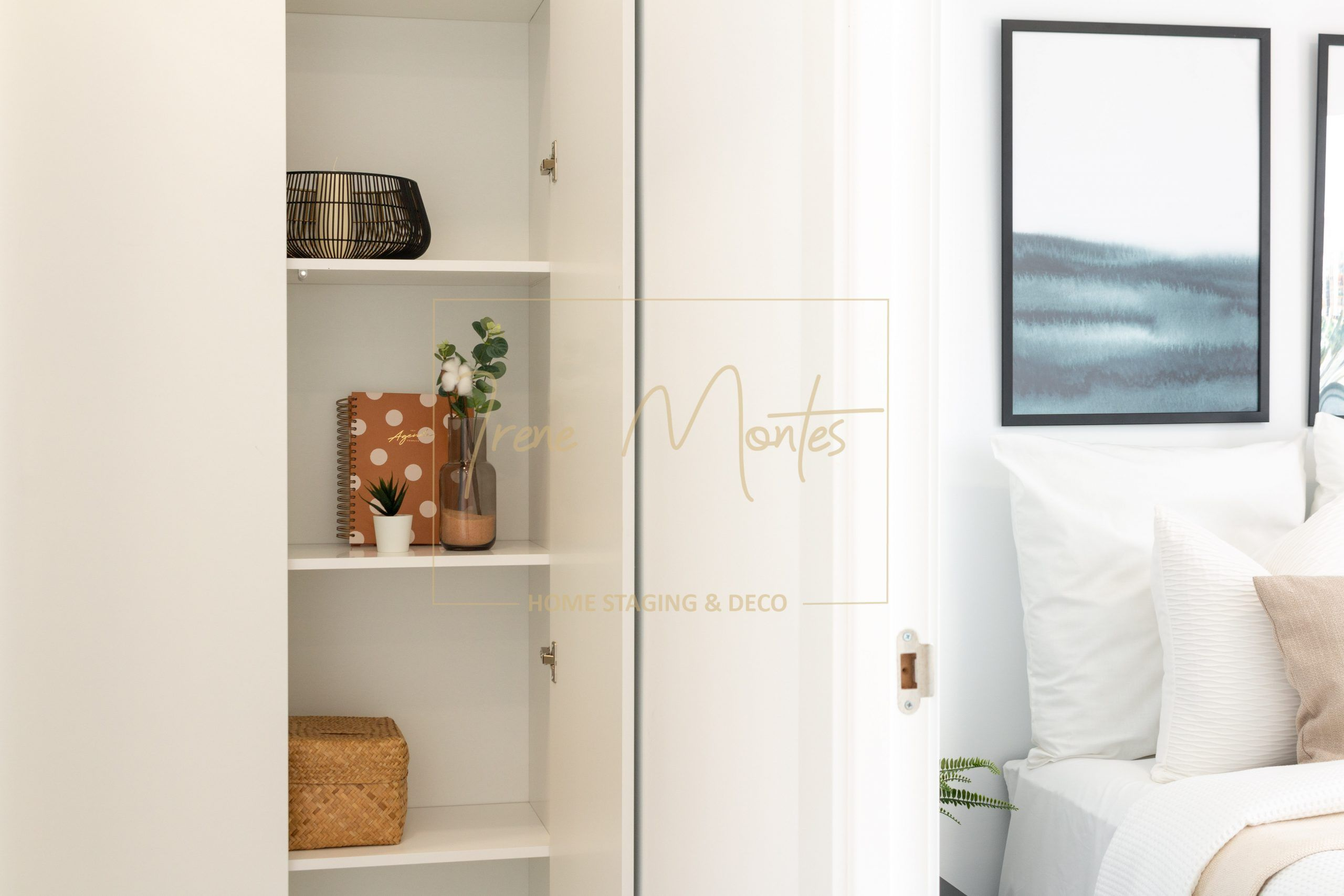 Vacacional home staging